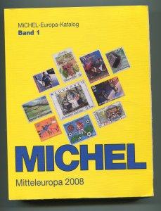 Michel Mitteleuropa 2008 Band 1