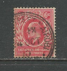 East Africa & Uganda Protectorates  Scott catalog # 33 Used
