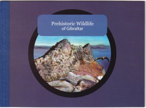 Gibraltar #1102a Complete Booklet MNH CV $34.00 (Z2630L)