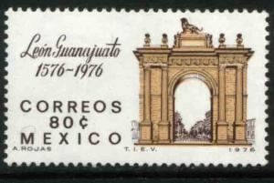 MEXICO 1145 400th Anniversary of Leon, Guanajuato MINT, NH. VF.