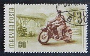 Hungary, 80F (2235-T)