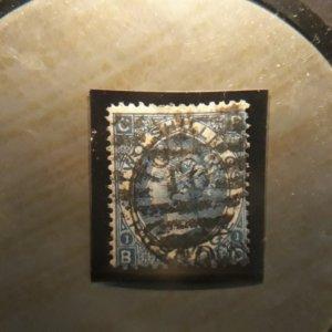 GB 55 1867 2 sh fine used