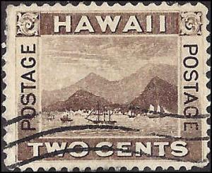 Hawaii 75 Used... SCV $0.60
