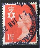 Great Britain, Regional, North. Ireland; 2000: Sc. # NIMH99: O/Used Single Stamp