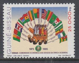 Guinea Bissau 997 MNH VF
