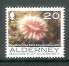 Alderney - 2007 Corals and Anemones (20p) (MNH)