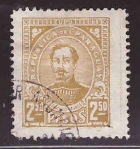 Paraguay Scott 293 Used stamp