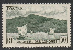Comores Is.   31  (N*)  1950