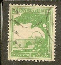 Palestine   Scott 64  Rachel's Tomb   Used