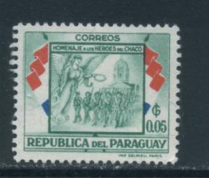 Paraguay 508  MH