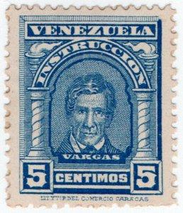 (I.B) Venezuela Revenue : Instruccion 5c (Vargas)