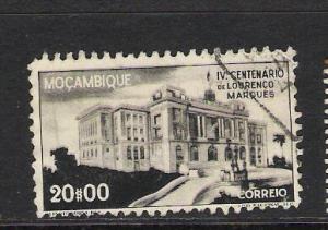 MOZAMBIQUE 296 VFU P982B
