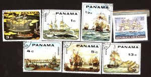 Panama #Mint Collection of Stamps, Mixed Condition