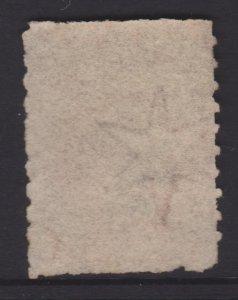 South Australia Sc#16b Used Pale Vermillion