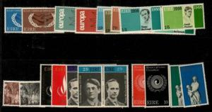 Ireland Scott 202 // 313 Mint hinged sets (Catalog Value $83.80)