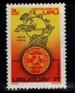 Uruguay Scott C418  MNH** airmail UPU stamp,