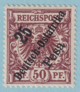 GERMAN EAST AFRICA 10 MINT HINGED OG * NO FAULTS EXTRA FINE!