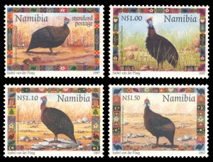 Namibia 1997 Scott #871-874 Mint Never Hinged