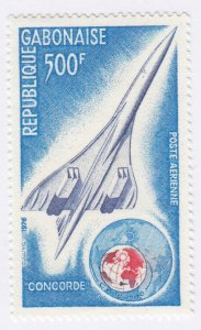 Gabon, Sc C172, MNH, 1975, Concords
