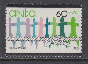 Aruba B3 MNH VF