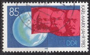 GERMANY DDR [1983] MiNr 2788 ( OO/used )