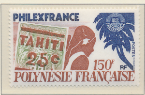 French Polynesia Stamp Scott #361, Mint Never Hinged - Free U.S. Shipping, Fr...