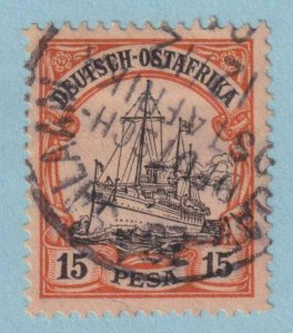 GERMAN EAST AFRICA 15  USED - NO FAULTS EXTRA FINE!