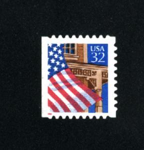 USA # 2921  1 used 1995-97 PD .08
