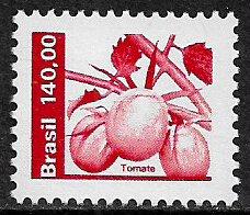 Brazil #1678 MNH Stamp - Tomatoes