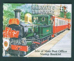 Isle of Man Scott 459a Railway & Tramway