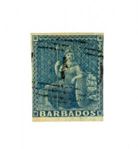 Barbados Scott 6 Fine    [ID#432412]