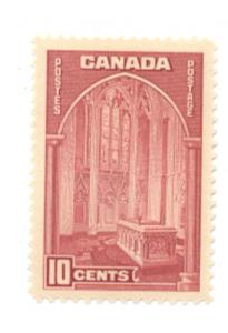 Canada Sc #241 1938 Memorial Chamber stamp mint NH