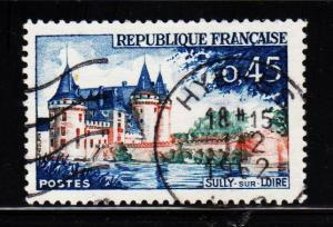 France -  #1009 Sully-sur-Loire Chateau - Used
