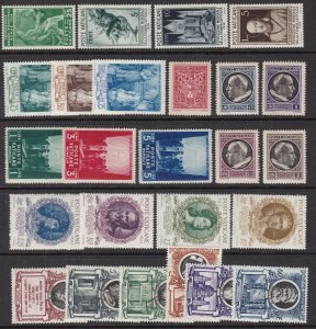 VATICAN ^^^^^sc# 43/168/E14  MNH/MH   collection    $$@ lar 1627vat