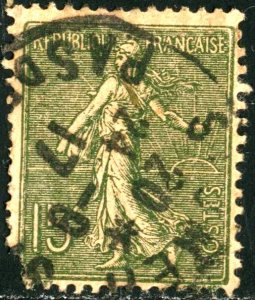 FRANCE #139 , USED FAULT - 1903 - FRAN162NS9