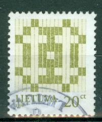 Lithuania - Scott 581