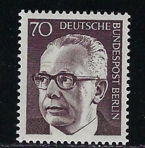 Germany Berlin Scott # 9N293, mint nh