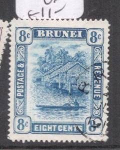 Brunei SG 41 VFU (9den)