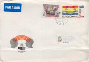 Czechoslovakia, Airmail