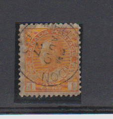 CANADA #105 STAMP USED  LOT#333