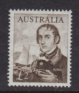 Australia Scott # 379 VF OG mint never hinged nice color cv $ 105 ! see pic !