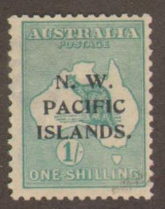 NORTH WEST PACIFIC ISLAND #20 USED SINGLE