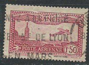 France ||  Scott # C5 - Used