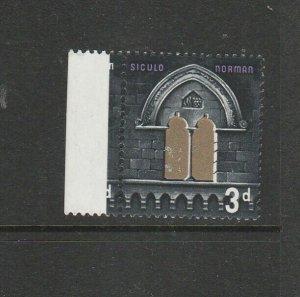 Malta 1965 defs 3d MALTA OMITTED UM/MNH SG 335b