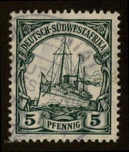 German 1912 SW Africa MARIENTHAL DSWA Expertized Czimmek 78492