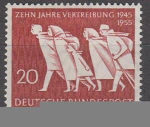 Germany #733  F-VF Unused CV $3.75 (B11627)