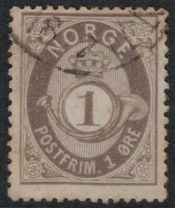 Norway #22  CV $14.00