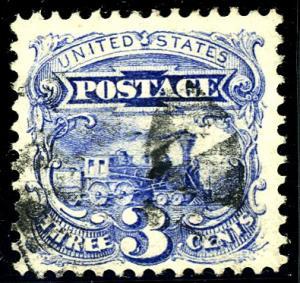 U.S. #114 Used F-VF