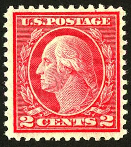 U.S. #546 MINT OG LH