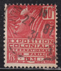 France 260 Used 1930 Fachi Woman 50c
